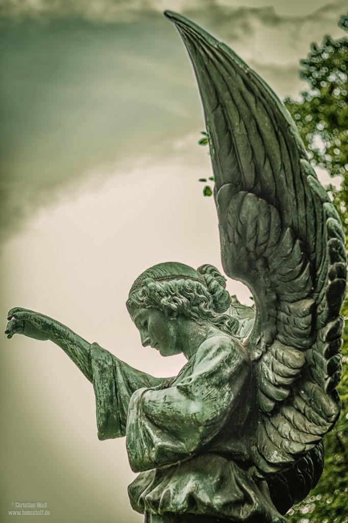 Der Engel.