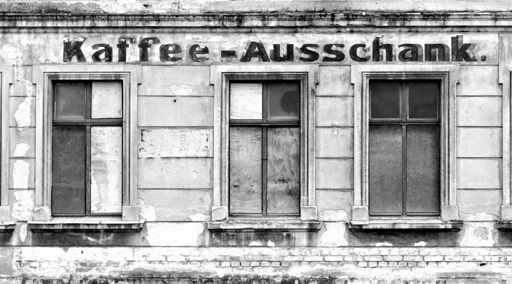 Kaffeehaus zu Görlitz.
