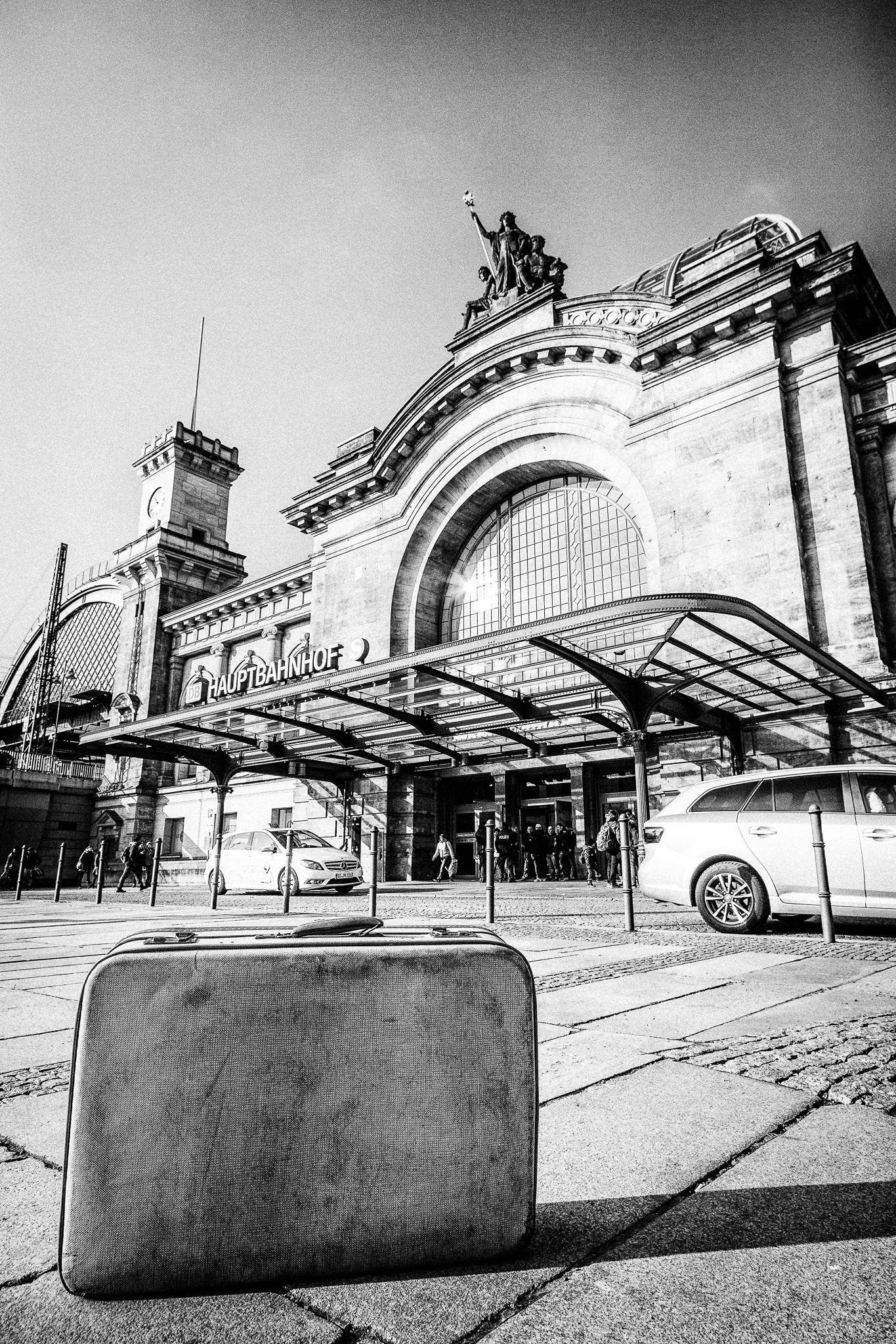 Dresden - Hauptbahnhof