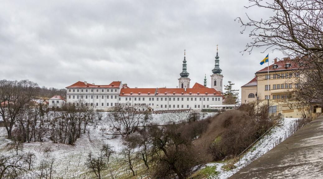 Kloster Strahov (Strahovský klášter)