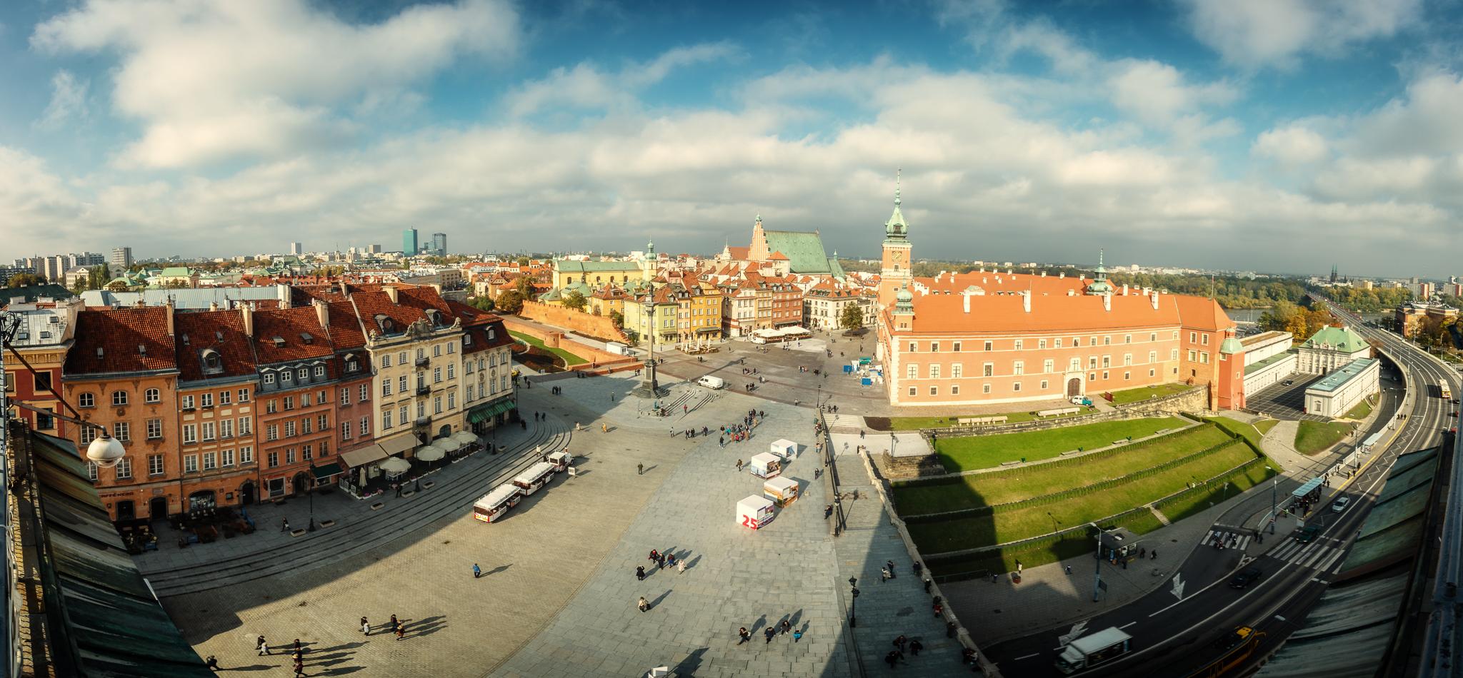 Warschauer Altstadtmarkt