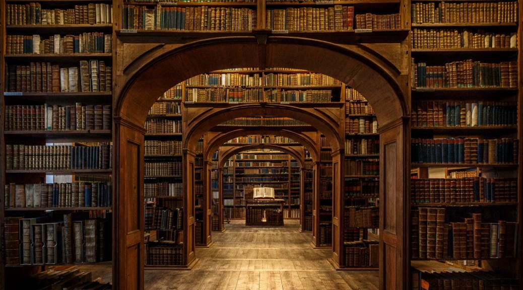 Historischer Bibliothekssaal