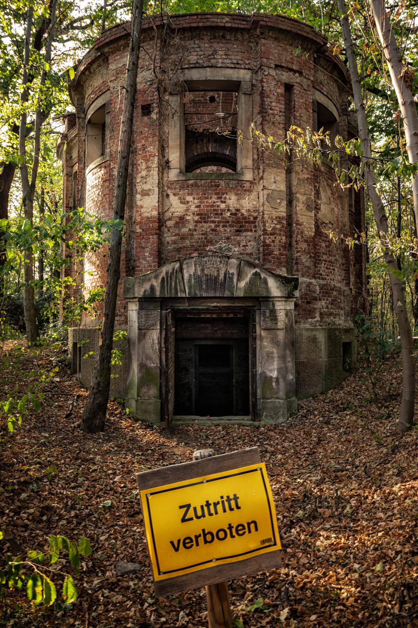 Mausoleum Ober Rengersdorf.