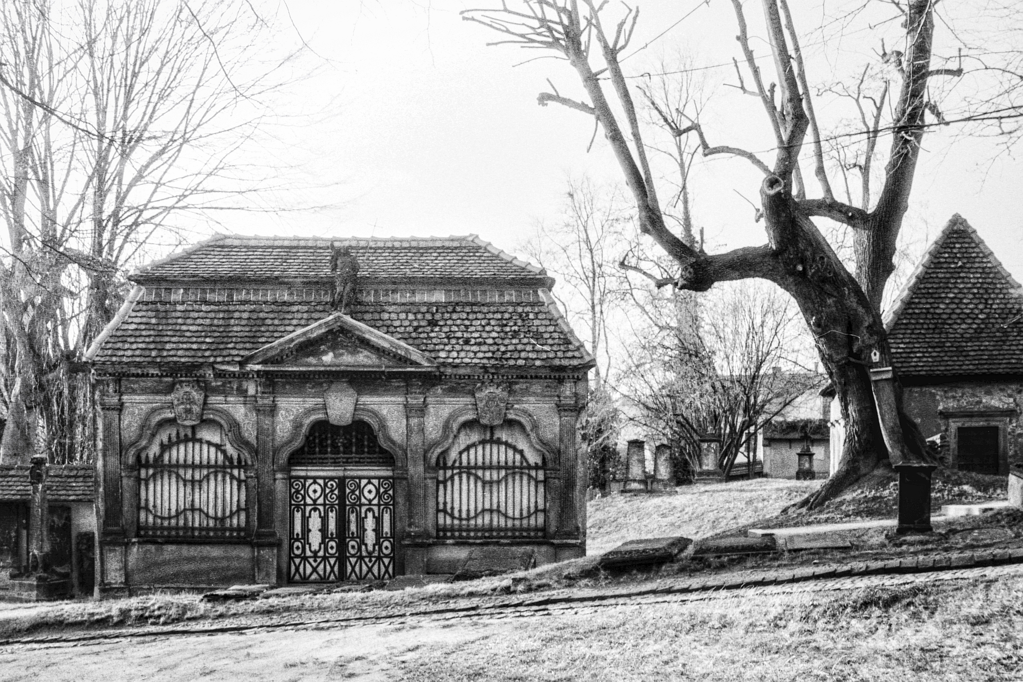 Nikolaifriedhof Görlitz.