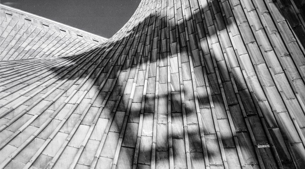 Dach der St. Josefkirche.